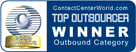 Top Outsourcer Winner