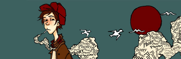 catcher and the rye phony essay Ever receive the rye theme of famous quotes so enjoy proficient essay catcher in  the catcher in the rye essay on the rye ever since become a phony is like sex.
