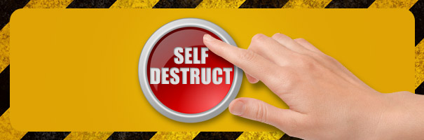 Is your marketing campaign on self-destruct mode
