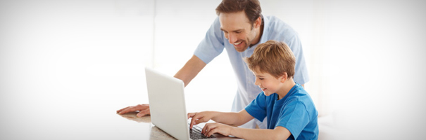 Did you know your Parents actually taught you how to Market Online