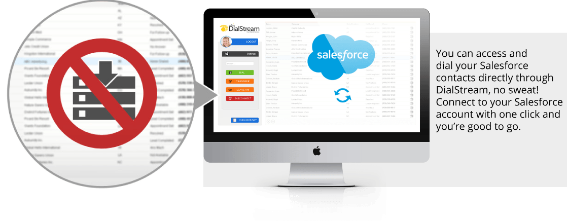 salesforce-to-dialer