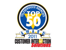 Top 50 Teleservices Agencies Ranking