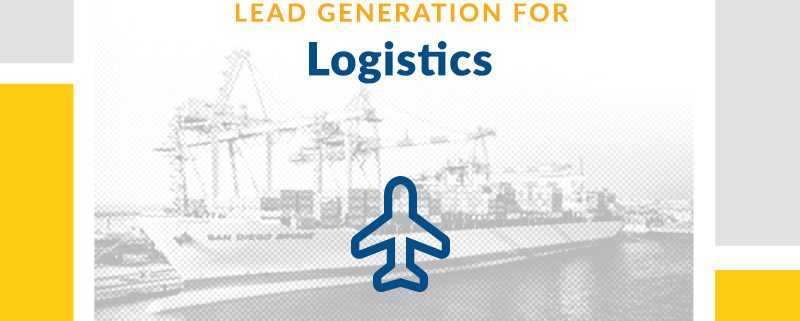 Lead Generation for Logistics