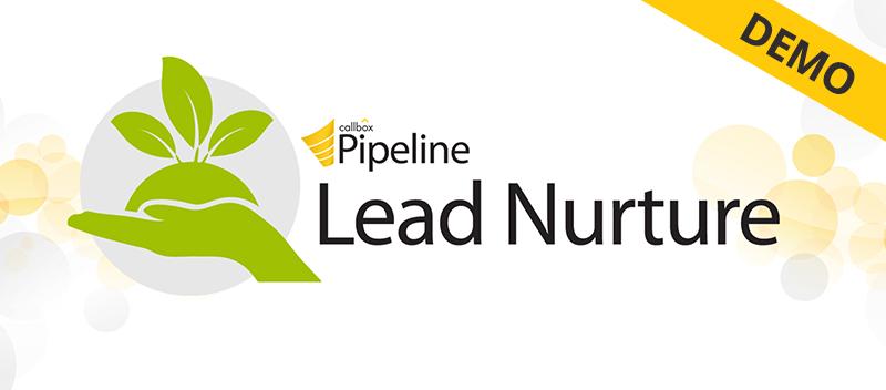 Lead Nurture Demo