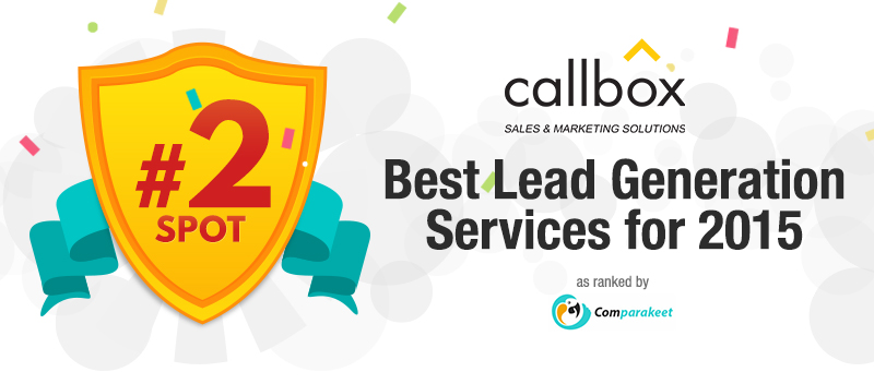 Best Lead Generation Services for 2015