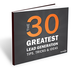 Unbounce 30 Greatest Lead Generation Tips, Tricks and Ideas