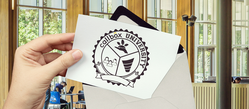 Callbox University - Continuing Education Program