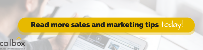 Read more sales and marketing guide!