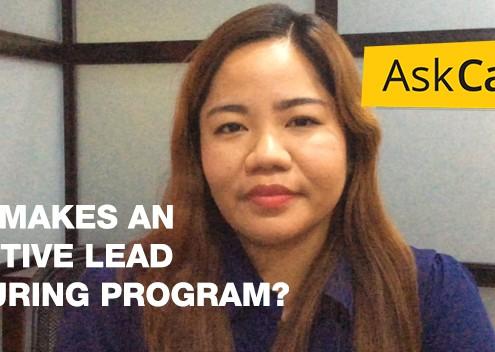 AskCallbox: What makes an effective lead nurturing program?
