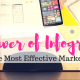 """Callbox guest post image that says """"The Power of Infographics: One of the Most Effective Marketing Tools."""""""