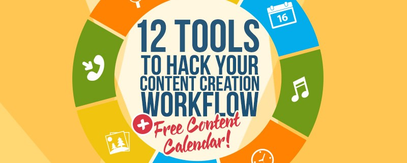 Content Calendar Template Free Download