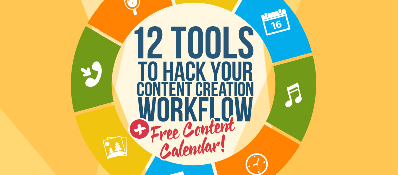 Content Calendar Template [Free Download]