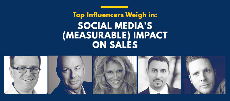 Top Influencers Weigh in: Social Media's (Measurable) Impact on Sales
