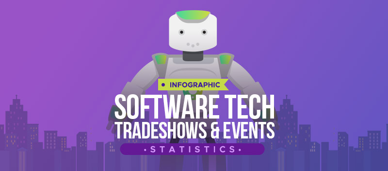 5 Trends that Will Drive Tech Tradeshow ROI in 2018 [INFOGRAPHIC]