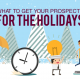 What to Get Your Prospects for the Holidays: 4 B2B Gift Ideas [VIDEO]