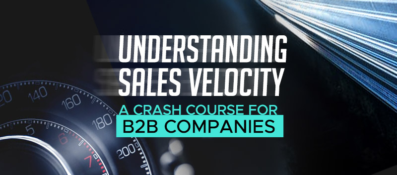 Understanding Sales Velocity: A Crash Course for B2B Companies