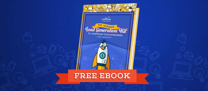 Ultimate Lead Generation Kit To Jump start your Business [FREE EBOOK]