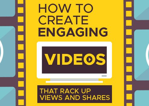 How to Create Engaging Videos that Rack Up Views and Shares