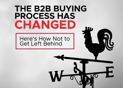 The B2B Buying Process Has Changed: Here's How Not to Get Left Behind