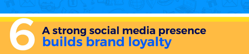 how to build brand loyalty through social media
