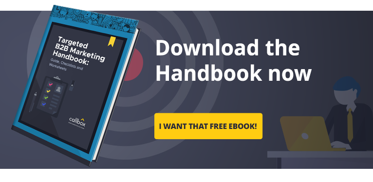 Download Targeted B2B Marketing Guide, Checklists and Worksheets [Free eBook] CTA