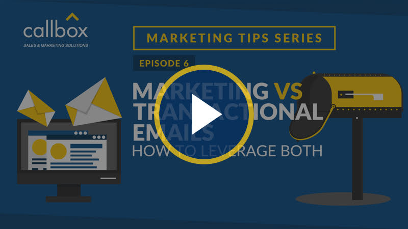 Marketing and Transactional Emails: How to Leverage Both