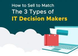 How to Sell to Match the 3 Types of IT Decision Makers