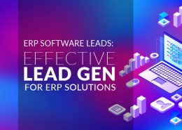 ERP Software Leads: Effective Lead Gen for ERP Solutions (Blog Image)