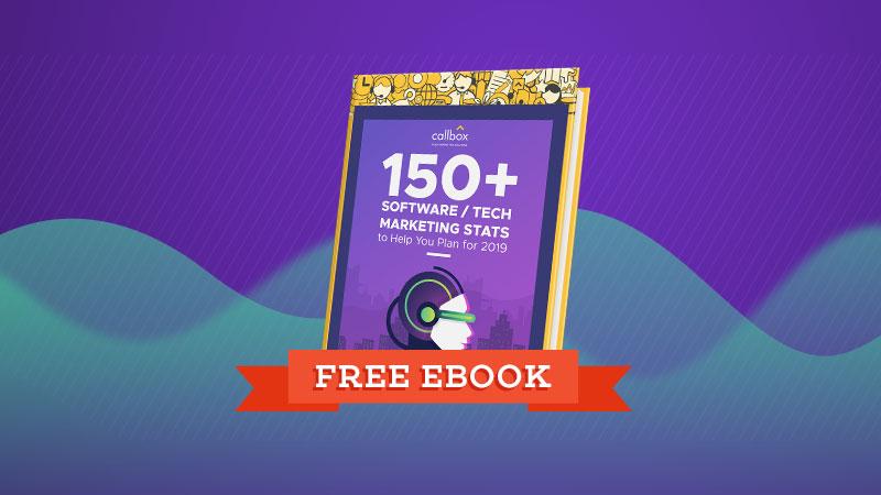 150+ Software/Tech Marketing Stats to Help You Plan
