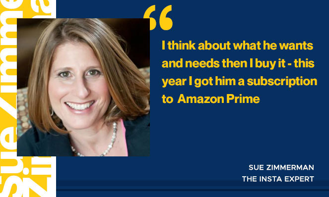Photo of Sue Zimmerman with quote
