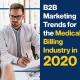 B2B Marketing Trends for the Medical Billing Industry in 2020 (featured image)