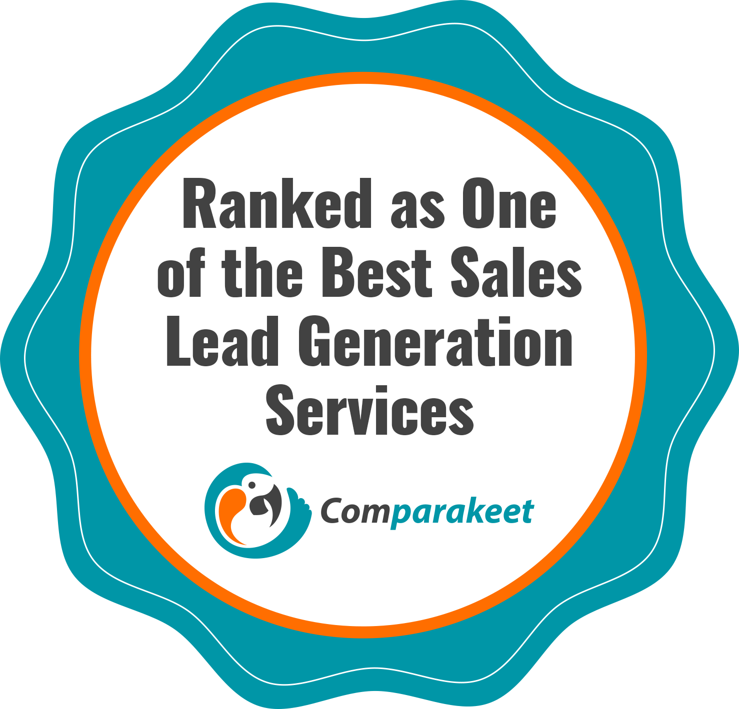 Ranked as One of the Best Sales Lead Generation Services