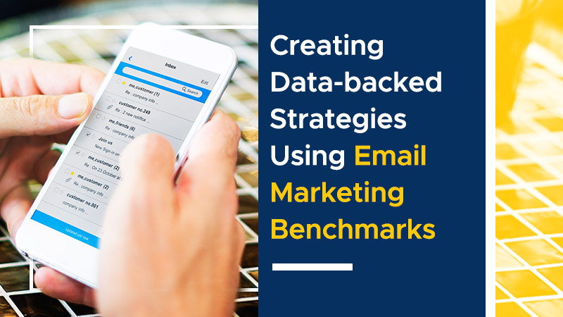 Creating Data-backed Strategies Using Email Marketing Benchmarks (Featured Image)