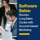 Software Sales: Shorten Long Sales Cycles with Account-based Marketing