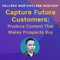 Capture Future Customers: Produce Content That Makes Prospects Buy