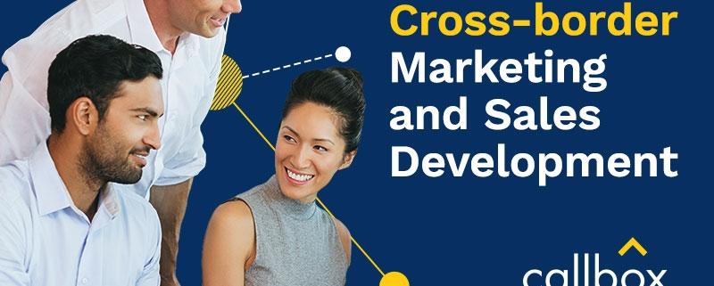 Cross-border Marketing and Sales Development