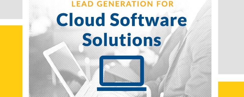 Cloud Software Lead Generation and Sales Development
