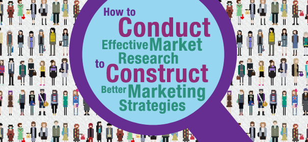 How to Conduct Effective Market Research to Construct Marketing Better Strategies